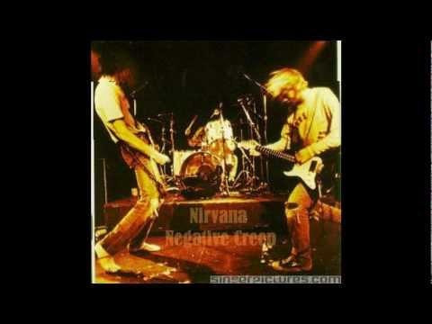 Nirvana - Negative Creep (Lyrics)