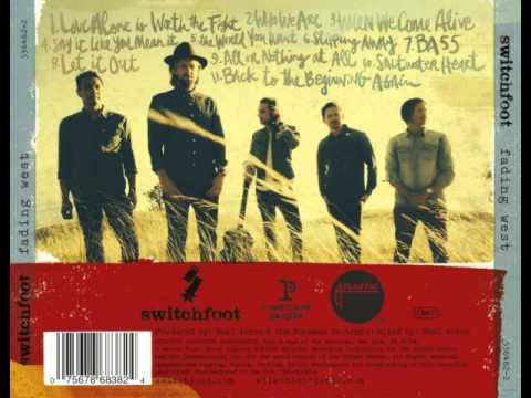 Switchfoot Fading West