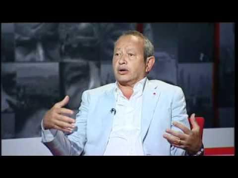 لقاء : نجيب ساويرس يؤيد العفو عن مبارك