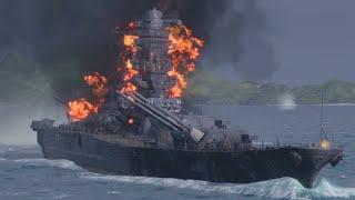 Video Pertempuran Laut Terbesar Dalam Sejarah 1944 (Hancurnya Armada Jepang) MP3, 3GP, MP4, WEBM, AVI, FLV Januari 2019