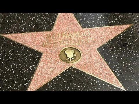 İtalyan yönetmen Bertolucci'nin ismi Holywood Bulvarı'nda