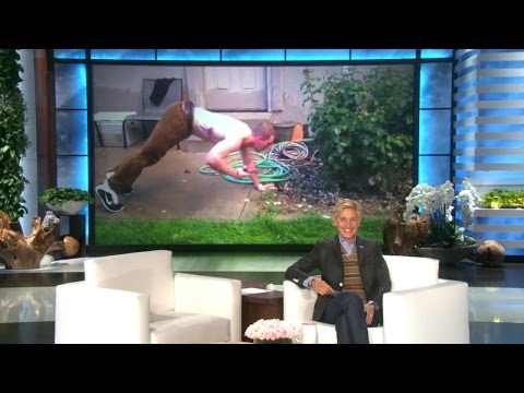 Ellen's Gardener Auditions