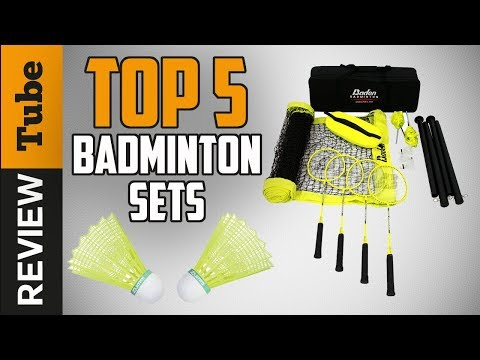 ✅Badminton: The Best Badminton Set 2018 (Buying Guide)