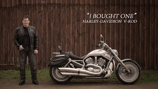 8. Harley-Davidson V-Rod - I Bought One | Gerry Woods