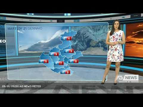 20/01/2020 | A3 NEWS METEO