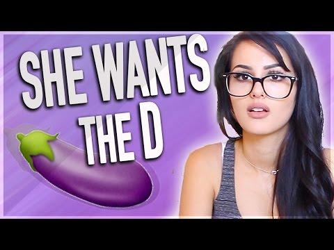 She Wants The D! (видео)