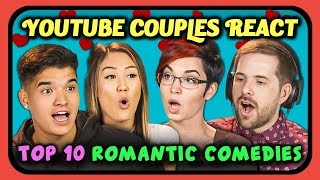 Video YouTube Couples React to Top 10 Romantic Comedy Movies of All Time MP3, 3GP, MP4, WEBM, AVI, FLV Agustus 2019