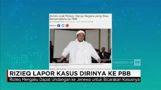 Video Rizieq Shihab Lapor Kasus Dirinya Ke PBB MP3, 3GP, MP4, WEBM, AVI, FLV Februari 2018