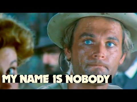 """Terence Hill: """"My Name is Nobody"""" - Trailer (1973)"""