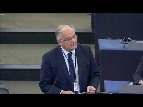 Esteban González Pons en debate sobre Consejo Euro...
