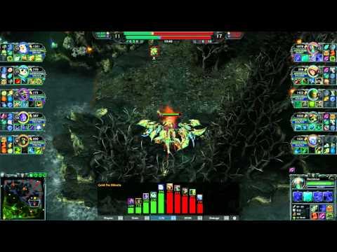 PLAY RC HoN Open #2 R1: ZNK vs F5