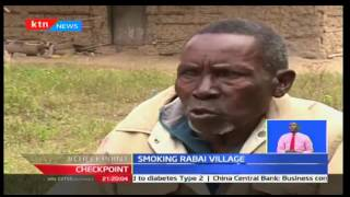 Rabai Village residents cite health complications from the tyre company smoke