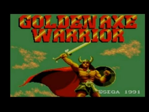 golden axe warrior sega master system