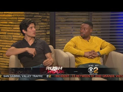 Justin Hires, Jon Foo Talk About New 'Rush Hour' Show