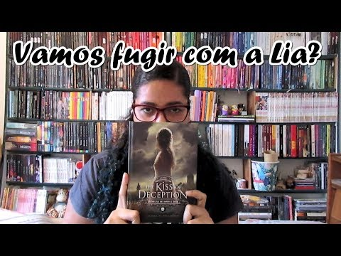 "Resenha do livro ""Kiss of deception"" da Mary E. Pearson (As crônicas de amor e ódio vol. 1)"