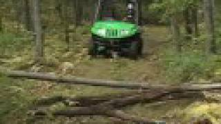 3. 2007 Arctic Cat Prowler XT 650 H1 Review