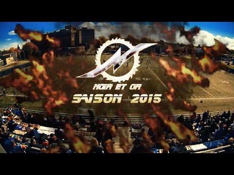 Fierté Noir et Or; faits saillants saison 2015