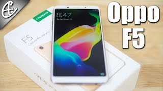 "Video OPPO F5 (6"" 18:9 Display 