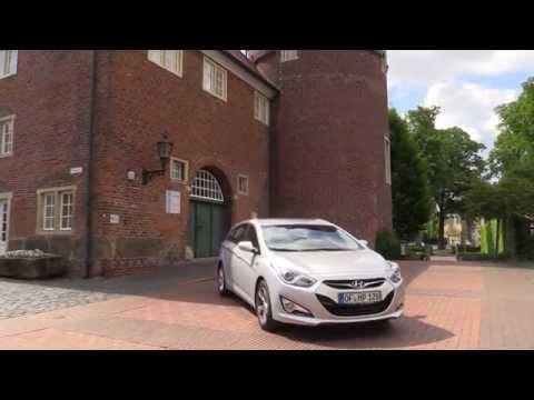 Hyundai i40 Tourer Kombi test drive review Hyundai Sonata – Autogefühl