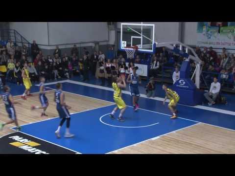 «БИПА» - «Николаев»: лучшие моменты матча