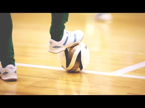The Most Beautiful Futsal Dribbling Skills & Tricks #1