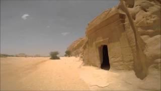 Al Ula Saudi Arabia  City new picture : Madaen Saleh, Saudi Arabia. Gopro4