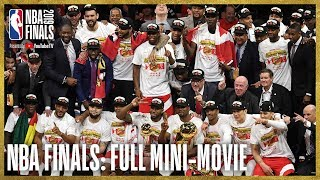 Video 2019 NBA Finals FULL Mini-Movie | Raptors Defeat Warriors In 6 Games MP3, 3GP, MP4, WEBM, AVI, FLV September 2019