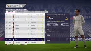 Video FIFA 18 - REAL MADRID CARAS / PLAYER FACES Y PLAYER RATINGS MP3, 3GP, MP4, WEBM, AVI, FLV November 2017