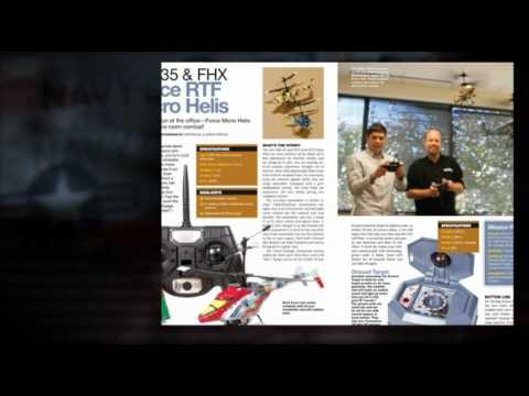 January 2010 Model Airplane News Table of Contents