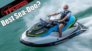 1. Sea-Doo GTI SE : TFL Expert Buyer's Review
