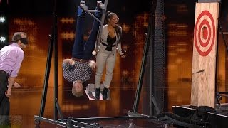 Download Video America's Got Talent 2016 The Passing Zone Hilarious Carnies Pull One Over Full Judge Cuts Clip S1 MP3 3GP MP4