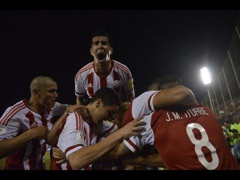 El resumen de Paraguay 2 vs. Ecuador 1