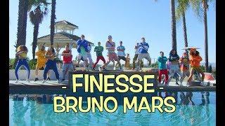 Video FINESSE (Remix) - Bruno Mars ft. Cardi B - Alexander Chung Choreography download in MP3, 3GP, MP4, WEBM, AVI, FLV January 2017
