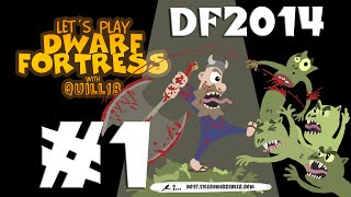 Dwarf Fortress 2014: Candy Quest - #1