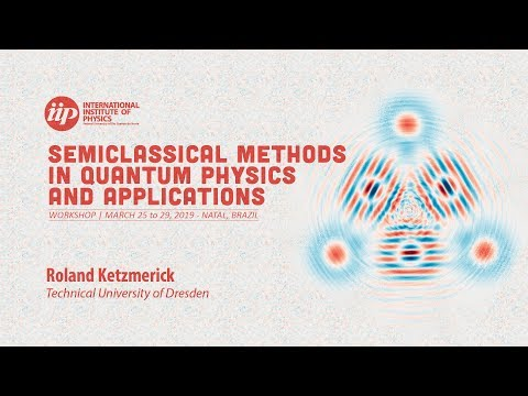 How are resonance modes distributed in phase space? - Roland Ketzmerick
