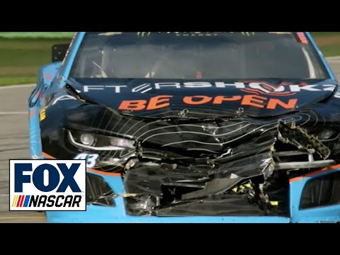 "Radioactive: Daytona ""Thinks he's (expletive) ready for the big boy (expletive)."" | NASCAR RACE HUB"