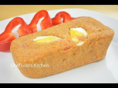 How to Make Moin Moin (Moi Moi) - Chef Lola's Kitchen