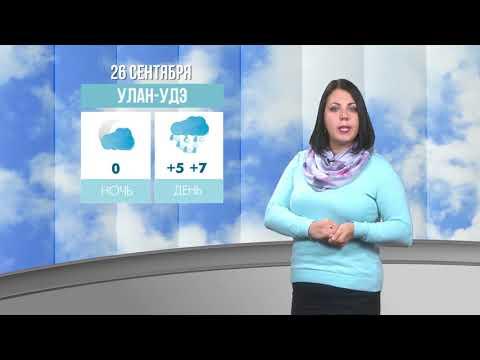 Погода в улан-удэ на 2июня