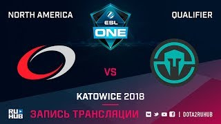 compLexity vs Immortals, ESL One Katowice NA, game 1 [Lum1Sit, Inmate]