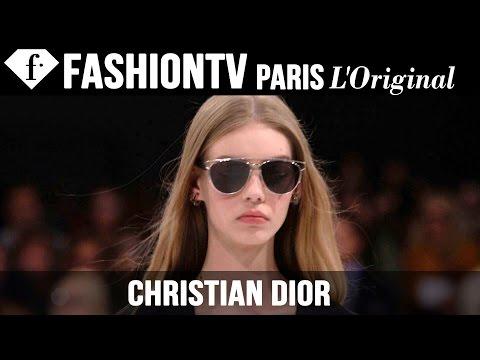 Christian Dior Spring/Summer 2015 FIRST LOOK   Paris Fashion Week   FashionTV