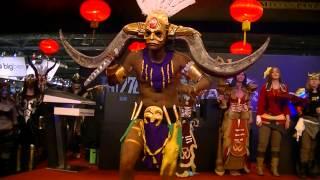 Blizzard´s Costume Contest 2/6 | Gamescom 2012 | 18/08/12 - 14:30h