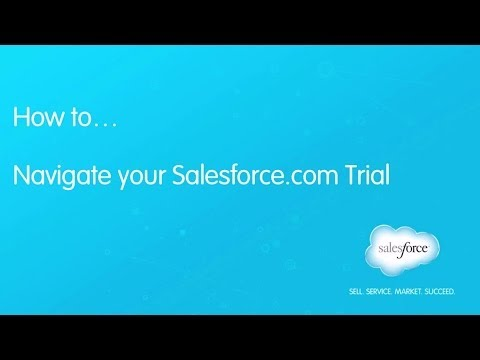 How to Navigate Your Salesforce CRM Trial