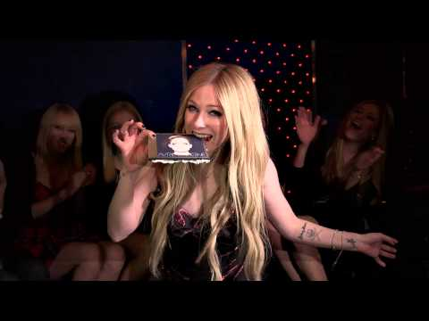 AvrilTV: Webisode 4 Video