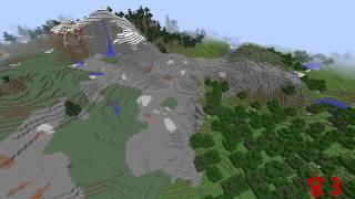 Minecraft World Generator Seed = 83