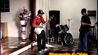 Mensageiros de Cristo ! Vocal: SIDY, Guitarra: VAL, Baixo: JUNIOR e Batera Flávio!