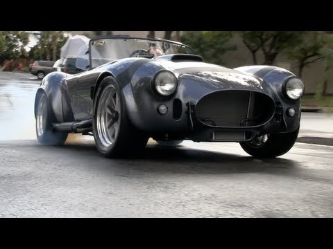 shelby - http://www.TFLcar.com ) The Shelby Cobra is perhaps the World's most iconic and thus copied car. Less than 1000 original Ford AC Cobras were built by Carro...