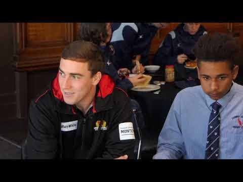 Rugby tour video 2
