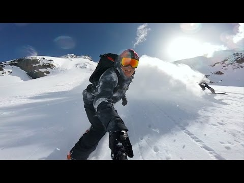 GoPro: Travis Rice Shreds - TV Commercial