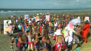 Ohope Beach New Zealand  city photos gallery : Harlem Shake at Ohope Beach - NZ's best beach