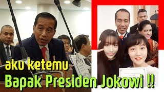 Video Bapak Presiden Jokowi datang ke kampus Seoul HUFS!! | Cewek Korea selfie bersama Presiden Indonesia MP3, 3GP, MP4, WEBM, AVI, FLV November 2018
